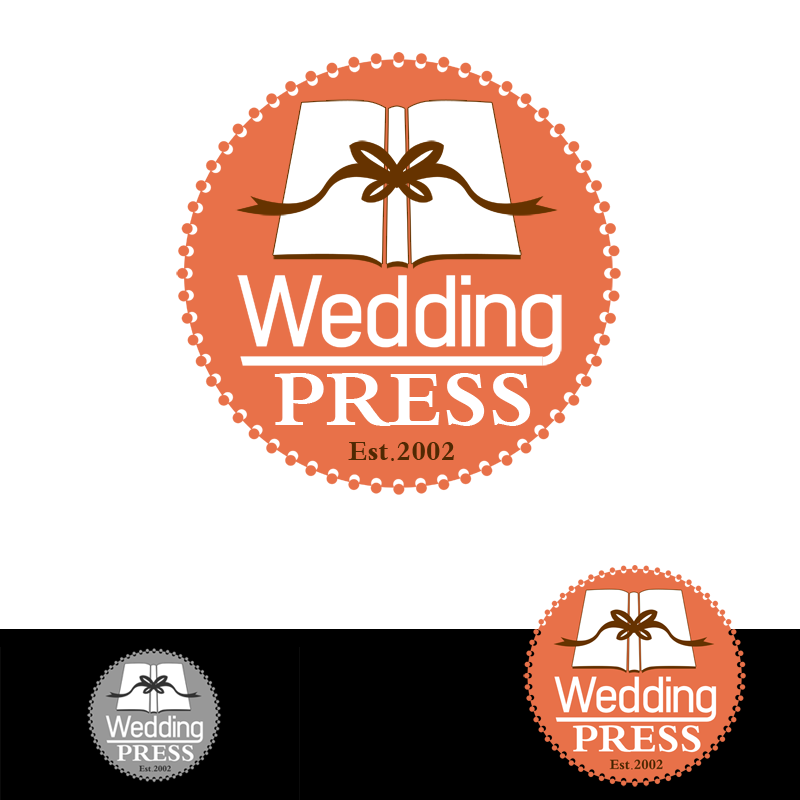 Logo Design by Private User - Entry No. 87 in the Logo Design Contest Wedding Writes Logo Design.