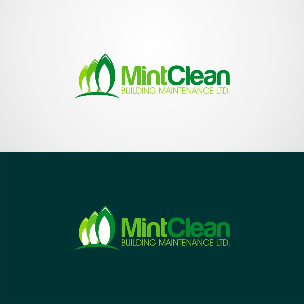Logo Design by untung - Entry No. 44 in the Logo Design Contest MintClean Building Maintenance Ltd. Logo Design.