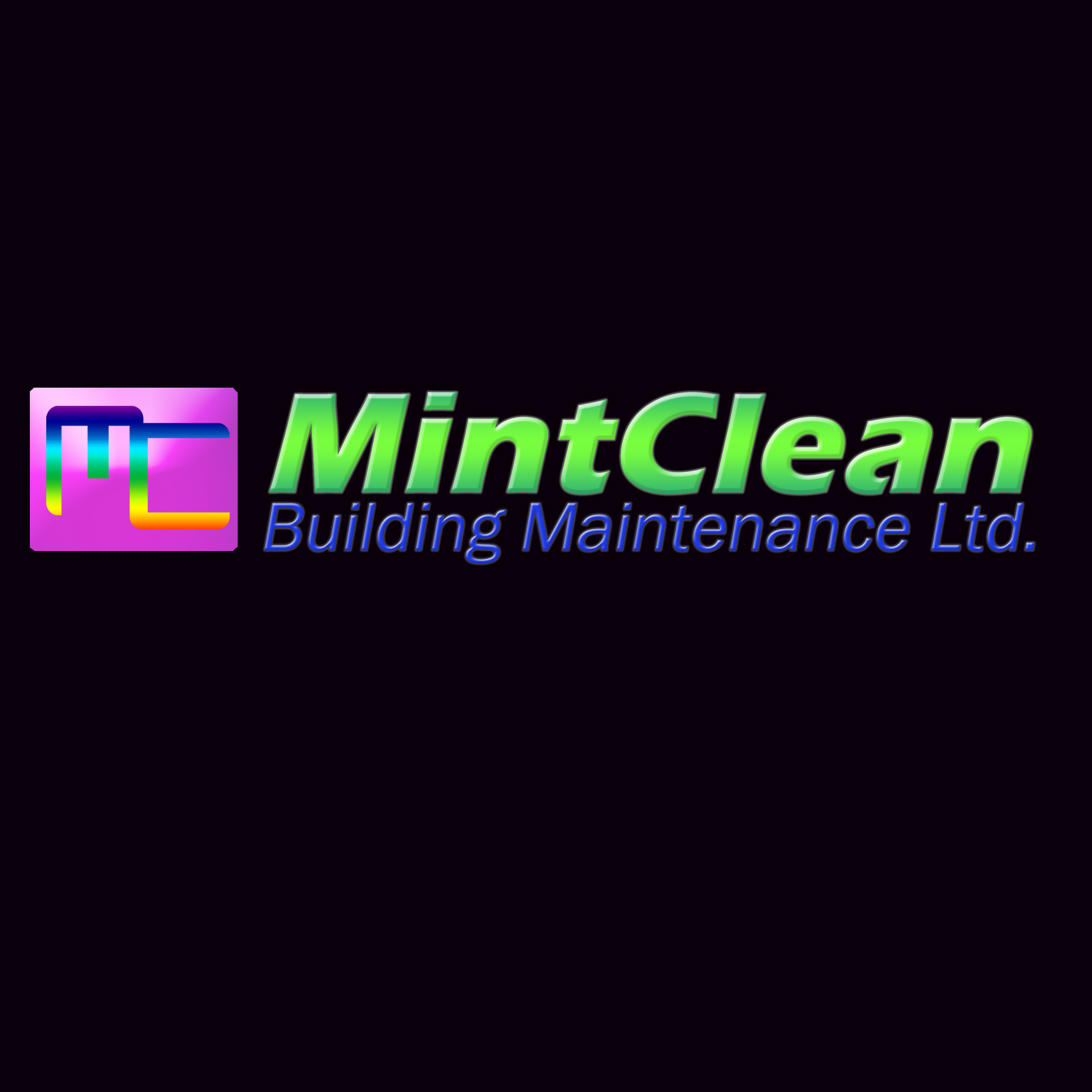 Logo Design by Roberto Sibbaluca - Entry No. 47 in the Logo Design Contest MintClean Building Maintenance Ltd. Logo Design.