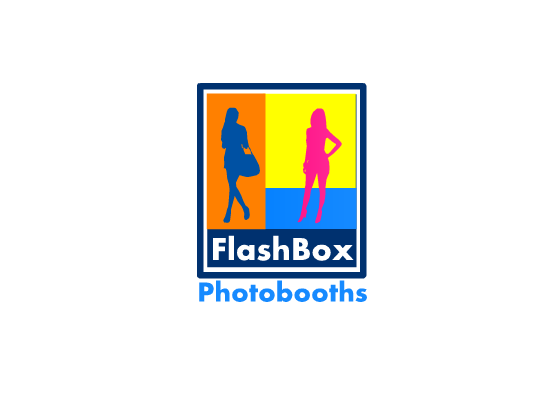 Logo Design by Ismail Adhi Wibowo - Entry No. 4 in the Logo Design Contest New Logo Design for FlashBox Photobooths.
