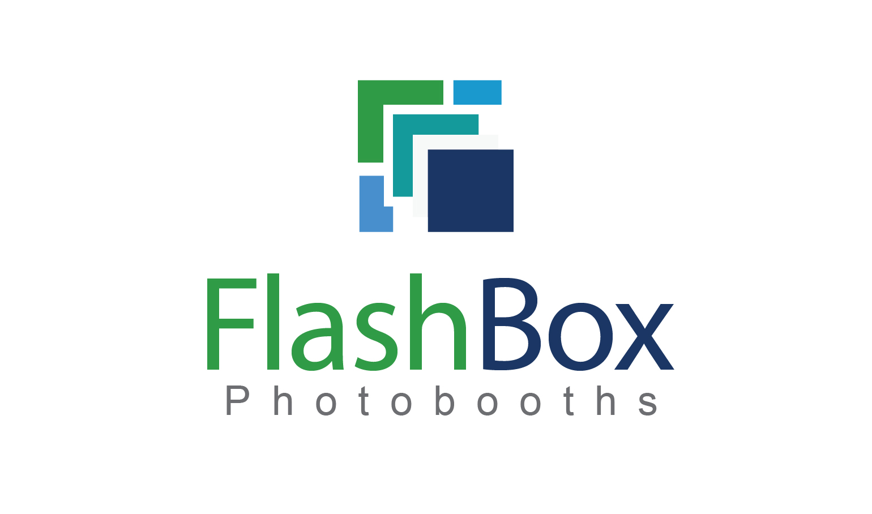 Logo Design by Francis Jun Bayron - Entry No. 6 in the Logo Design Contest New Logo Design for FlashBox Photobooths.
