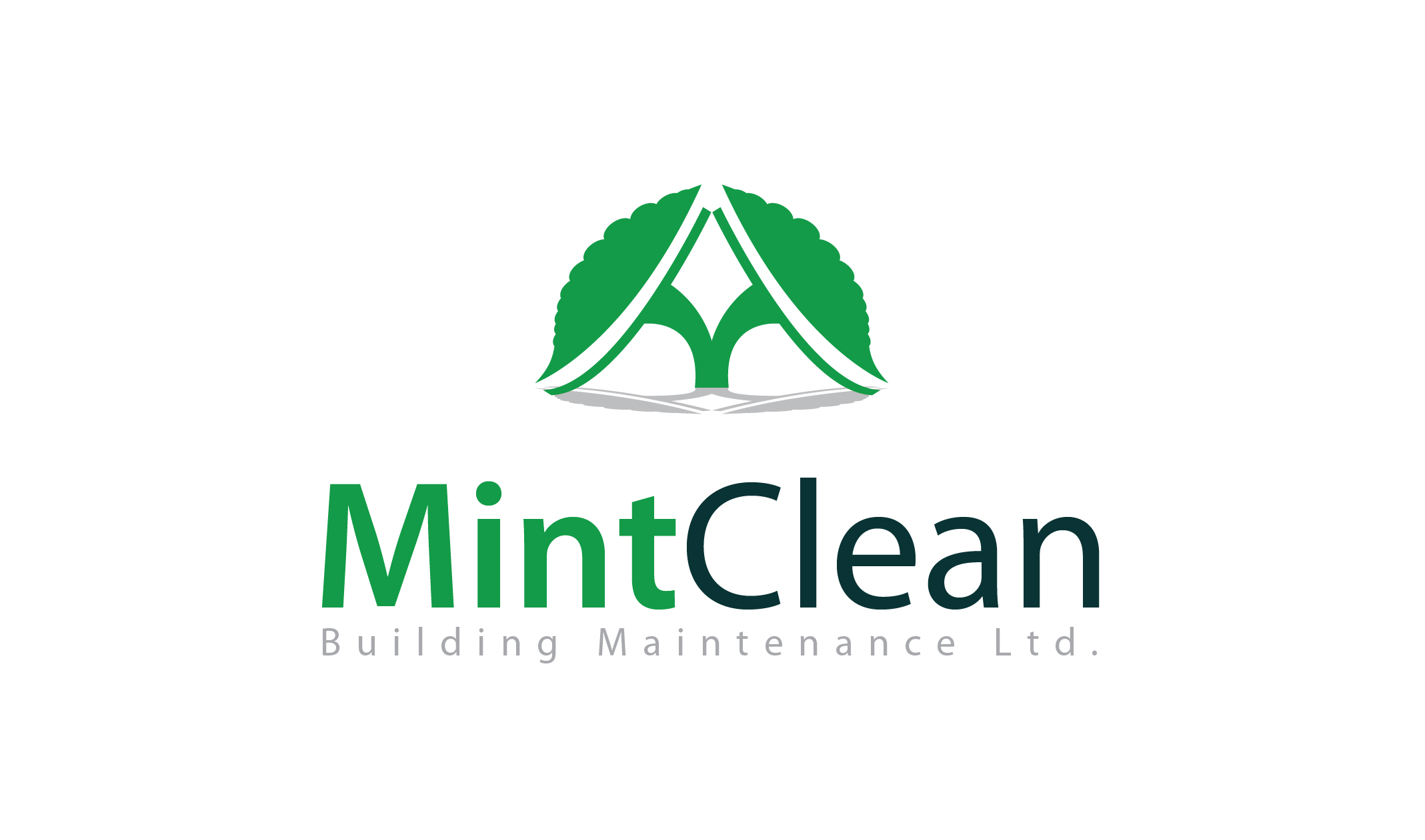 Logo Design by Francis Jun Bayron - Entry No. 57 in the Logo Design Contest MintClean Building Maintenance Ltd. Logo Design.