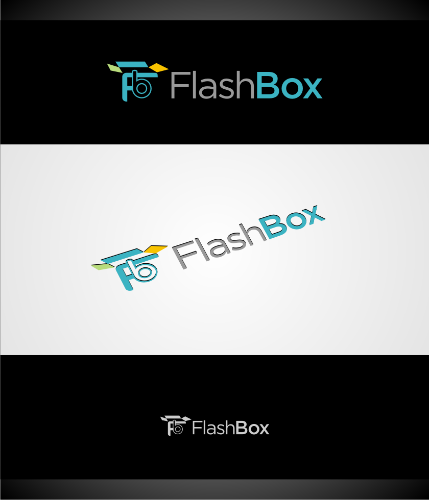 Logo Design by graphicleaf - Entry No. 9 in the Logo Design Contest New Logo Design for FlashBox Photobooths.