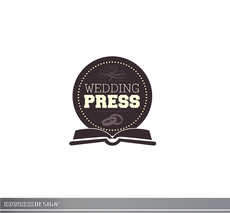 Logo Design by kowreck - Entry No. 105 in the Logo Design Contest Wedding Writes Logo Design.