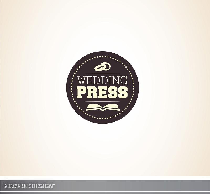 Logo Design by kowreck - Entry No. 106 in the Logo Design Contest Wedding Writes Logo Design.