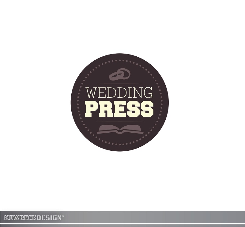 Logo Design by kowreck - Entry No. 107 in the Logo Design Contest Wedding Writes Logo Design.
