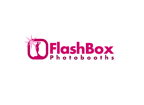 Logo Design by Ismail Adhi Wibowo - Entry No. 16 in the Logo Design Contest New Logo Design for FlashBox Photobooths.