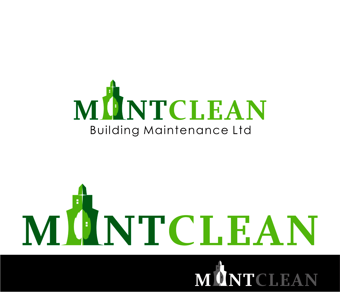 Logo Design by Armada Jamaluddin - Entry No. 66 in the Logo Design Contest MintClean Building Maintenance Ltd. Logo Design.