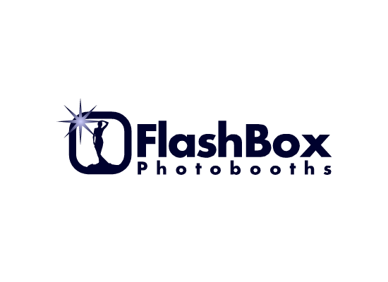 Logo Design by Ismail Adhi Wibowo - Entry No. 17 in the Logo Design Contest New Logo Design for FlashBox Photobooths.