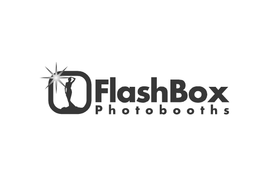 Logo Design by Ismail Adhi Wibowo - Entry No. 18 in the Logo Design Contest New Logo Design for FlashBox Photobooths.