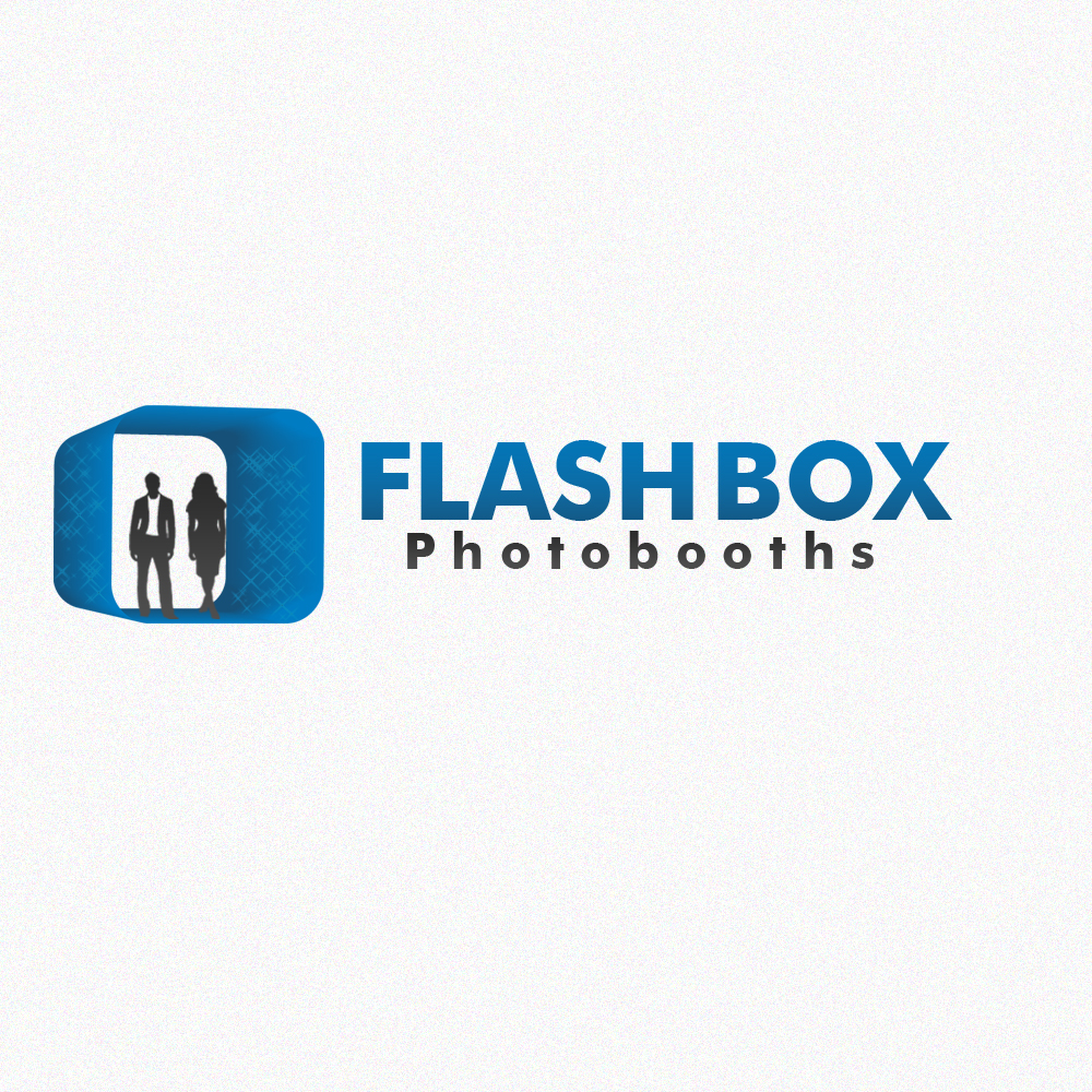 Logo Design by Bobby Yoga P - Entry No. 19 in the Logo Design Contest New Logo Design for FlashBox Photobooths.