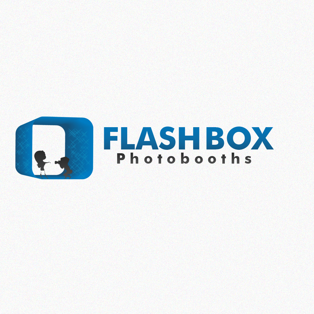 Logo Design by Bobby Yoga P - Entry No. 21 in the Logo Design Contest New Logo Design for FlashBox Photobooths.