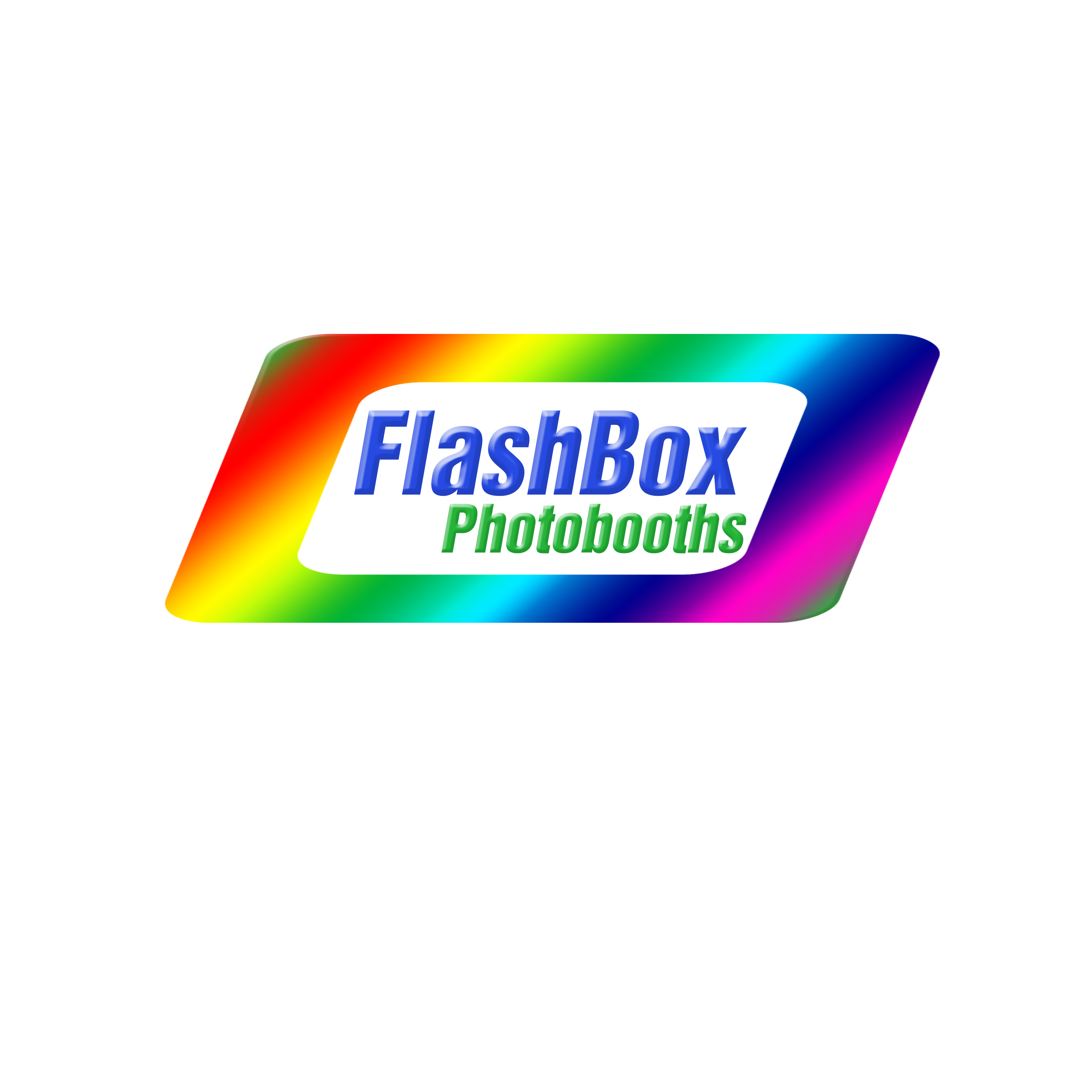 Logo Design by Roberto Sibbaluca - Entry No. 23 in the Logo Design Contest New Logo Design for FlashBox Photobooths.