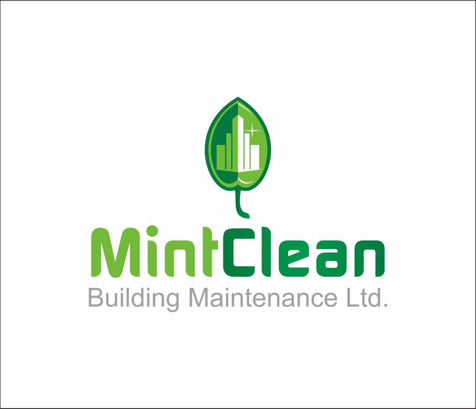 Logo Design by Armada Jamaluddin - Entry No. 71 in the Logo Design Contest MintClean Building Maintenance Ltd. Logo Design.