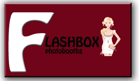 Logo Design by Dhruv Rajvansh - Entry No. 28 in the Logo Design Contest New Logo Design for FlashBox Photobooths.