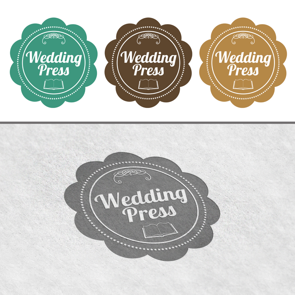Logo Design by omARTist - Entry No. 141 in the Logo Design Contest Wedding Writes Logo Design.
