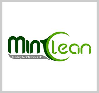 Logo Design by brown_hair - Entry No. 72 in the Logo Design Contest MintClean Building Maintenance Ltd. Logo Design.