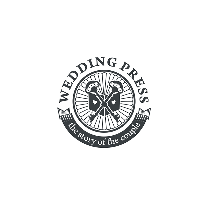 Logo Design by Think - Entry No. 145 in the Logo Design Contest Wedding Writes Logo Design.