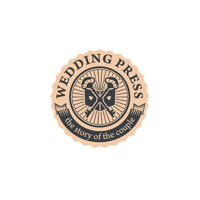 Logo Design by Think - Entry No. 146 in the Logo Design Contest Wedding Writes Logo Design.