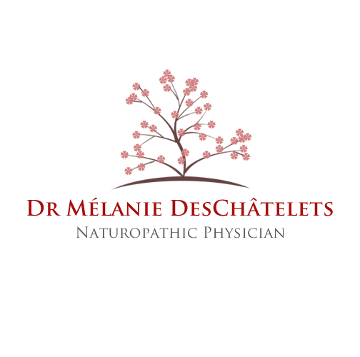 Logo Design by Crystal Desizns - Entry No. 109 in the Logo Design Contest Artistic Logo Design for Dr Mélanie DesChâtelets.