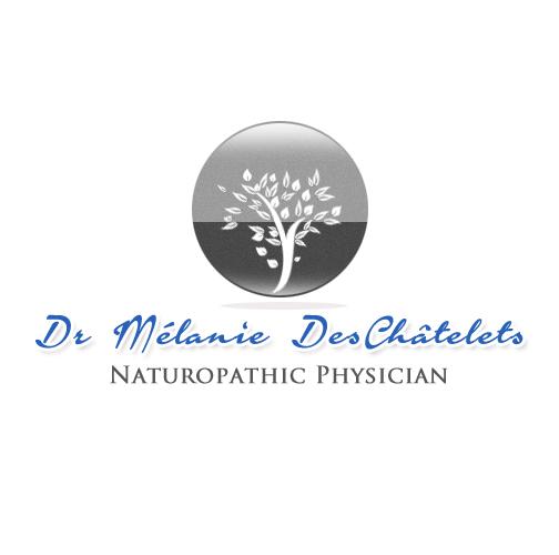 Logo Design by Crystal Desizns - Entry No. 111 in the Logo Design Contest Artistic Logo Design for Dr Mélanie DesChâtelets.