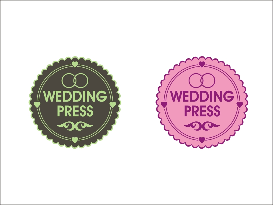 Logo Design by RED HORSE design studio - Entry No. 154 in the Logo Design Contest Wedding Writes Logo Design.