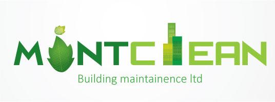 Logo Design by Vivek Singh - Entry No. 74 in the Logo Design Contest MintClean Building Maintenance Ltd. Logo Design.