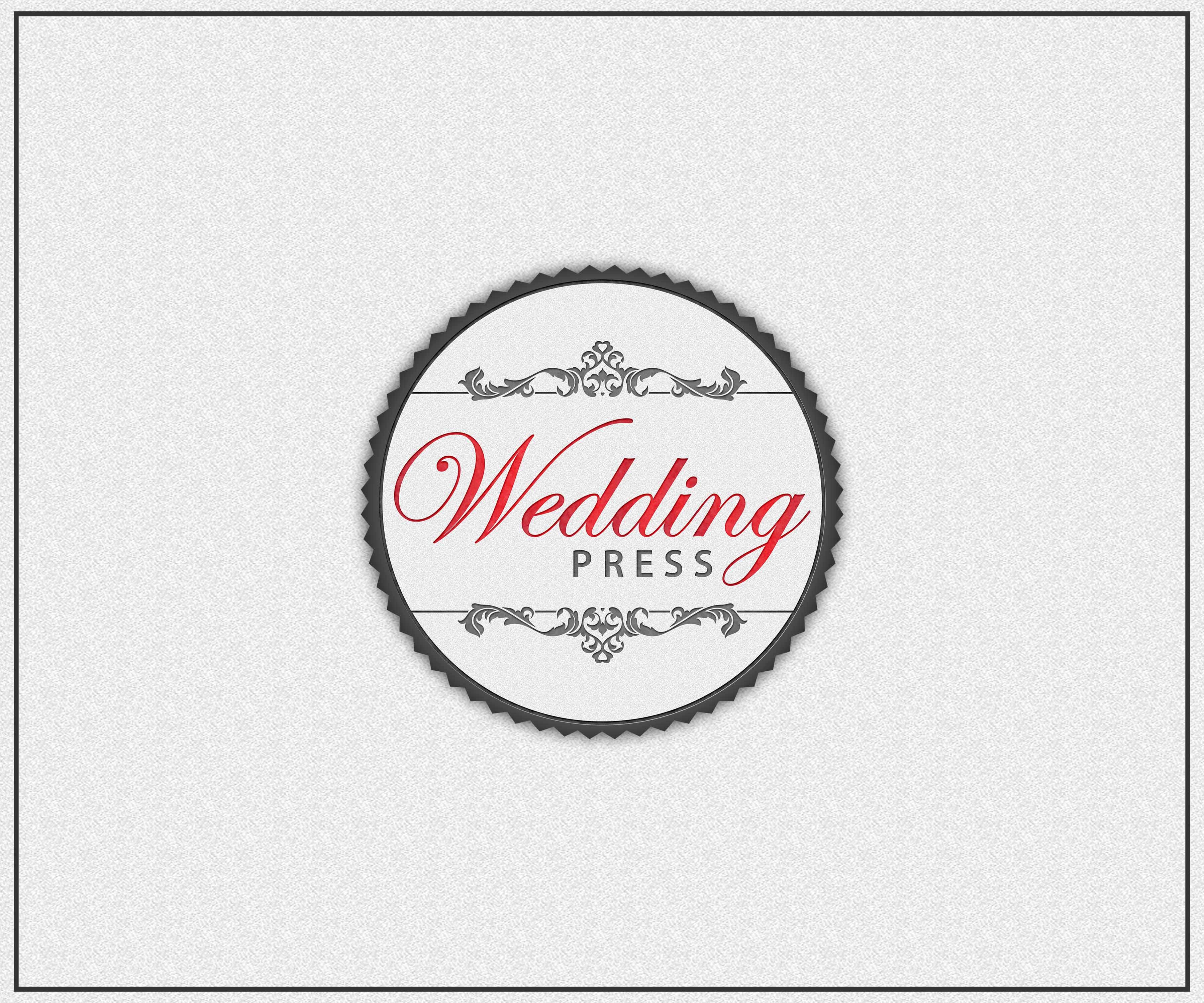 Logo Design by Hafeez Shamsuddin - Entry No. 156 in the Logo Design Contest Wedding Writes Logo Design.
