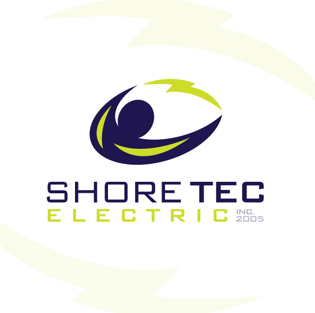 Logo Design by excitation - Entry No. 95 in the Logo Design Contest Shore Tec Electric 2005 Inc.