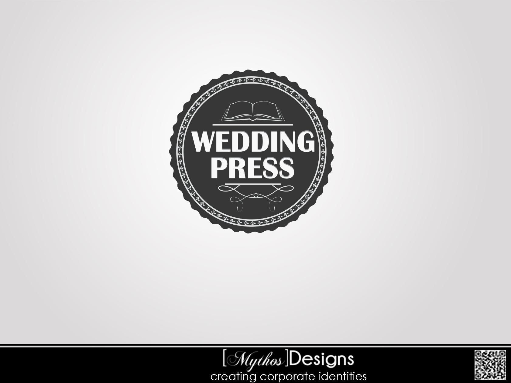 Logo Design by Mythos Designs - Entry No. 165 in the Logo Design Contest Wedding Writes Logo Design.
