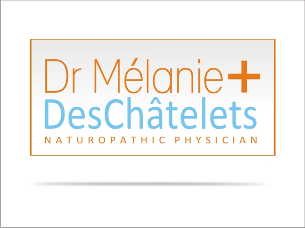 Logo Design by Sandip Kumar - Entry No. 128 in the Logo Design Contest Artistic Logo Design for Dr Mélanie DesChâtelets.