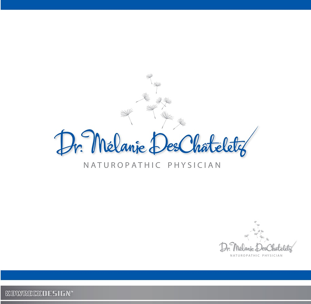 Logo Design by kowreck - Entry No. 132 in the Logo Design Contest Artistic Logo Design for Dr Mélanie DesChâtelets.