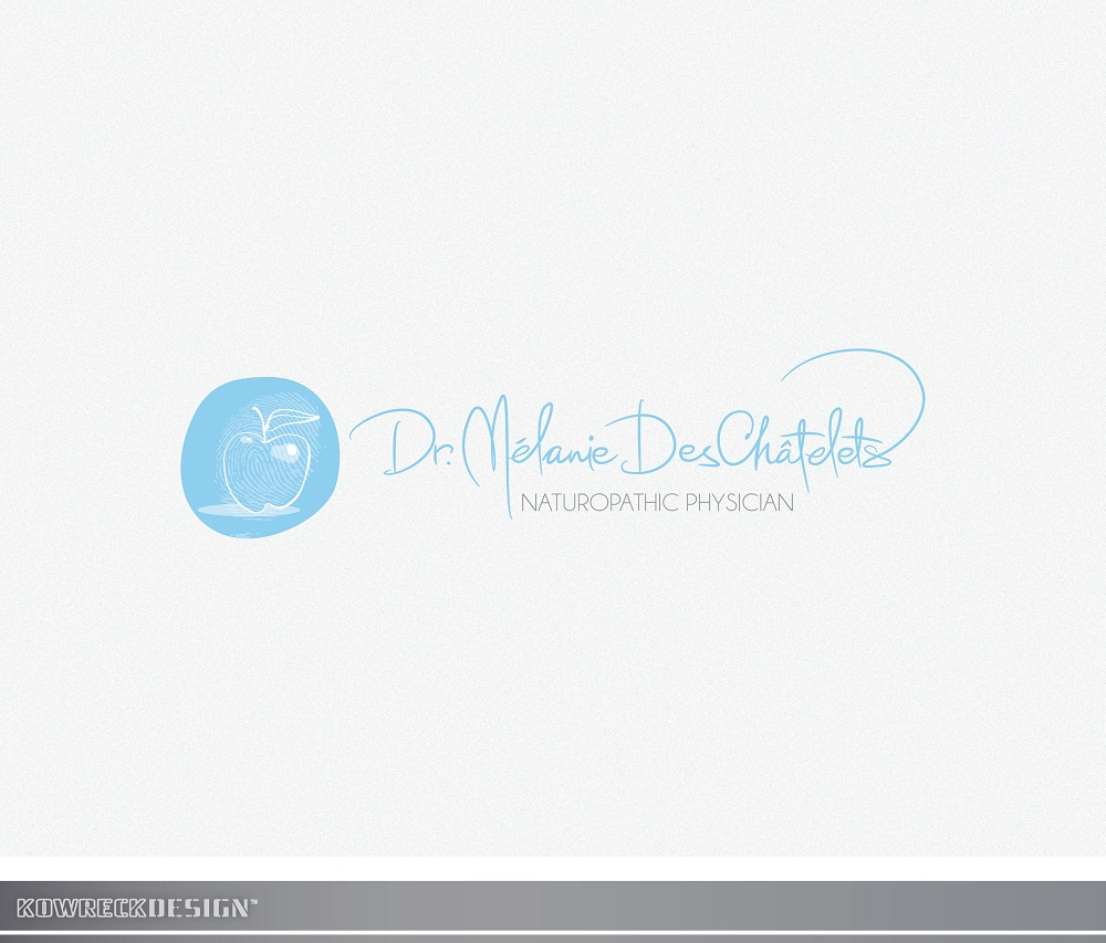Logo Design by kowreck - Entry No. 137 in the Logo Design Contest Artistic Logo Design for Dr Mélanie DesChâtelets.