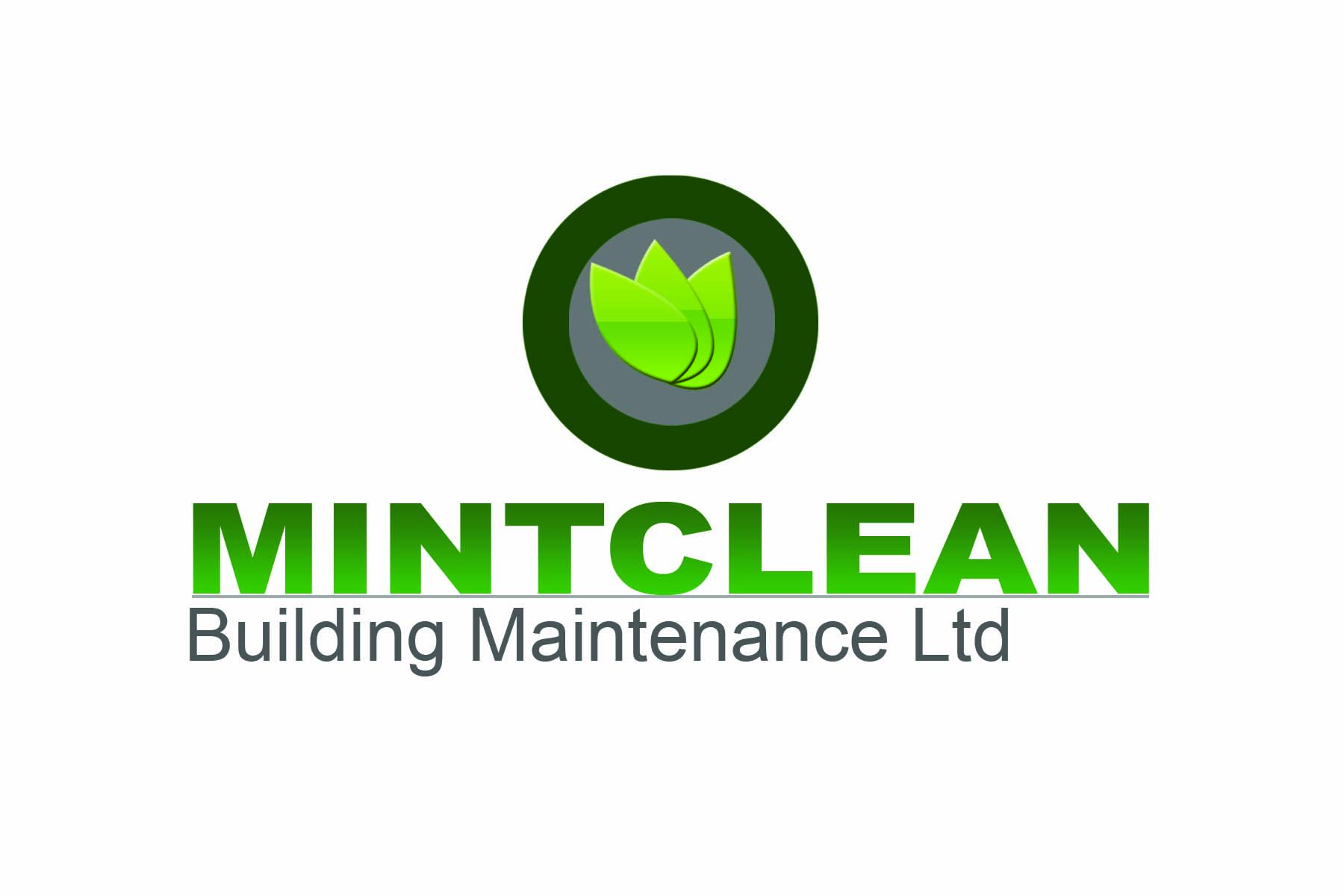 Logo Design by Jastinejay Manliguez - Entry No. 76 in the Logo Design Contest MintClean Building Maintenance Ltd. Logo Design.