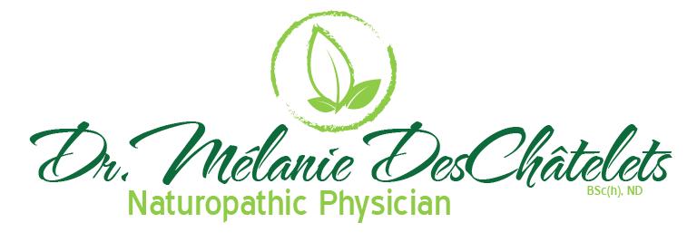 Logo Design by Samir Fraifer - Entry No. 141 in the Logo Design Contest Artistic Logo Design for Dr Mélanie DesChâtelets.
