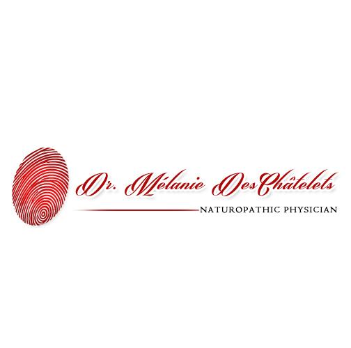 Logo Design by Crystal Desizns - Entry No. 143 in the Logo Design Contest Artistic Logo Design for Dr Mélanie DesChâtelets.