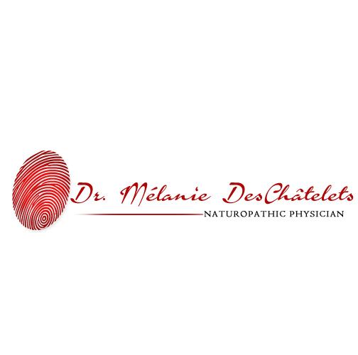 Logo Design by Crystal Desizns - Entry No. 144 in the Logo Design Contest Artistic Logo Design for Dr Mélanie DesChâtelets.