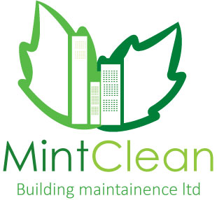 Logo Design by Vivek Singh - Entry No. 90 in the Logo Design Contest MintClean Building Maintenance Ltd. Logo Design.