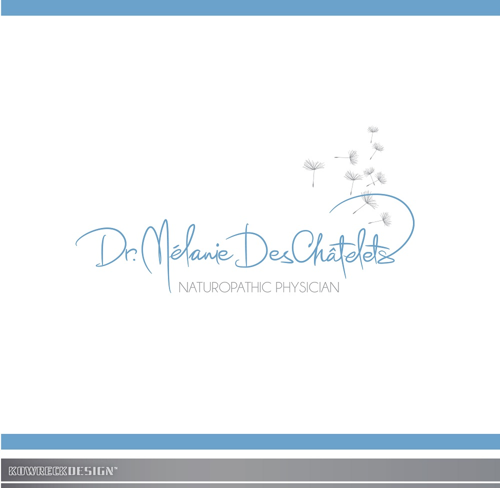 Logo Design by kowreck - Entry No. 151 in the Logo Design Contest Artistic Logo Design for Dr Mélanie DesChâtelets.