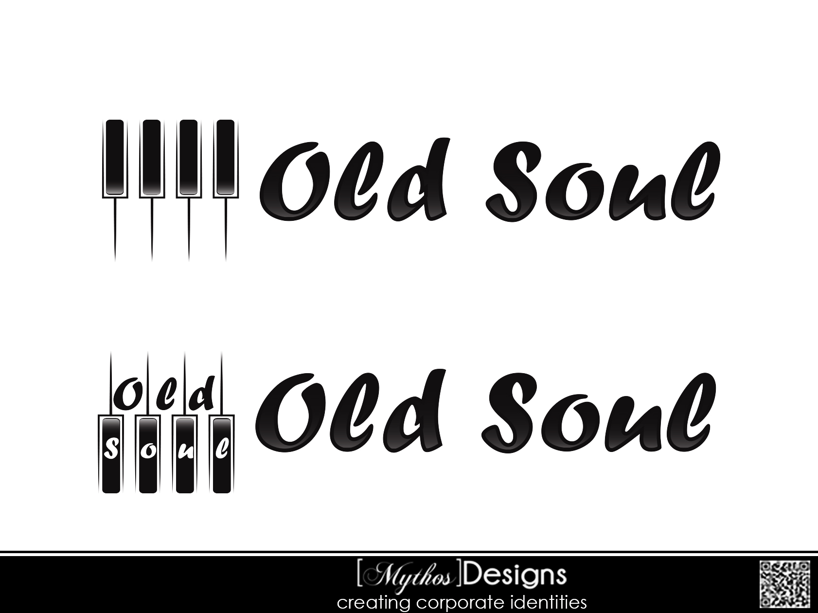 Logo Design by Mythos Designs - Entry No. 26 in the Logo Design Contest Unique Logo Design Wanted for Old Soul.