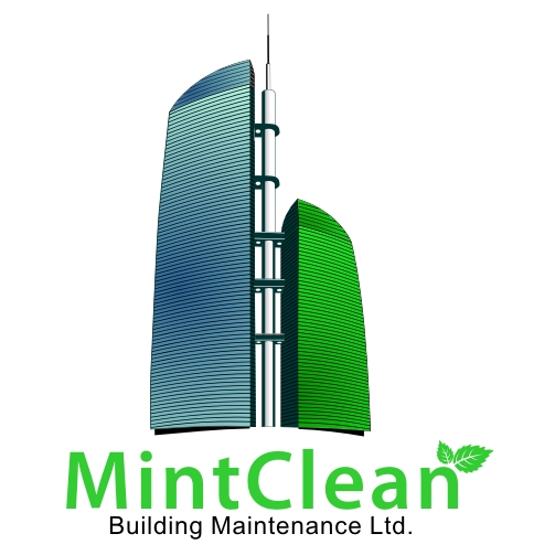 Logo Design by Mbelgedez - Entry No. 91 in the Logo Design Contest MintClean Building Maintenance Ltd. Logo Design.