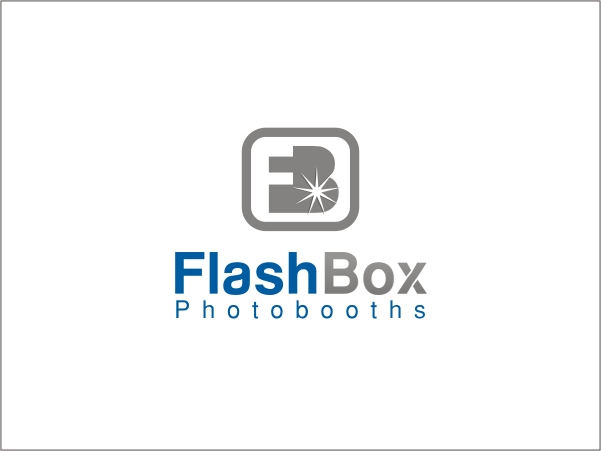 Logo Design by RED HORSE design studio - Entry No. 59 in the Logo Design Contest New Logo Design for FlashBox Photobooths.