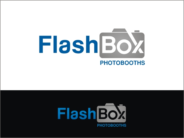 Logo Design by RED HORSE design studio - Entry No. 60 in the Logo Design Contest New Logo Design for FlashBox Photobooths.