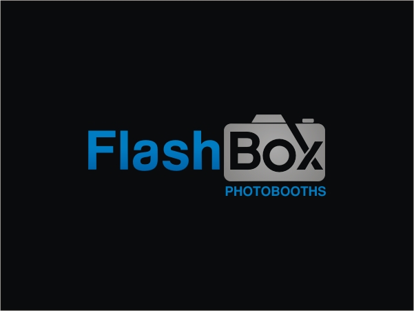 Logo Design by RED HORSE design studio - Entry No. 61 in the Logo Design Contest New Logo Design for FlashBox Photobooths.