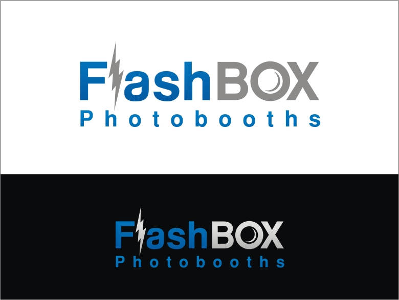 Logo Design by RED HORSE design studio - Entry No. 63 in the Logo Design Contest New Logo Design for FlashBox Photobooths.
