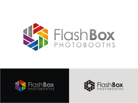 Logo Design by key - Entry No. 64 in the Logo Design Contest New Logo Design for FlashBox Photobooths.