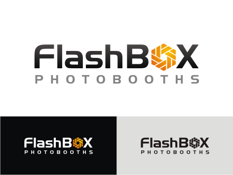 Logo Design by key - Entry No. 65 in the Logo Design Contest New Logo Design for FlashBox Photobooths.