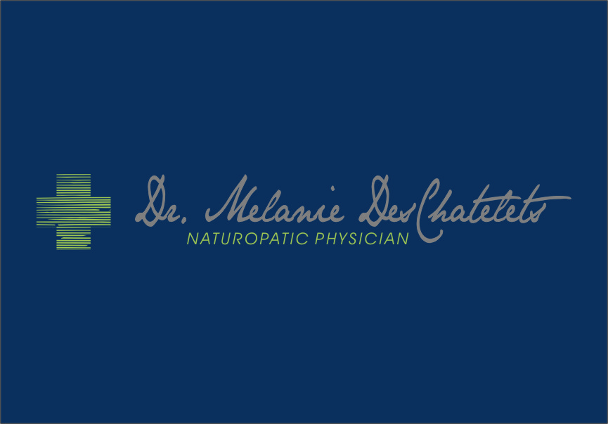 Logo Design by RasYa Muhammad Athaya - Entry No. 160 in the Logo Design Contest Artistic Logo Design for Dr Mélanie DesChâtelets.