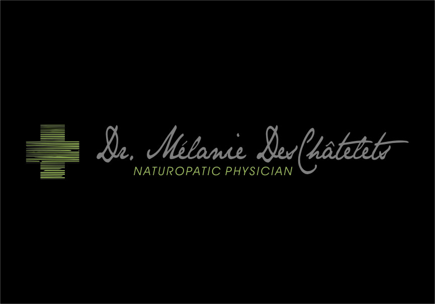 Logo Design by Ngepet_art - Entry No. 161 in the Logo Design Contest Artistic Logo Design for Dr Mélanie DesChâtelets.