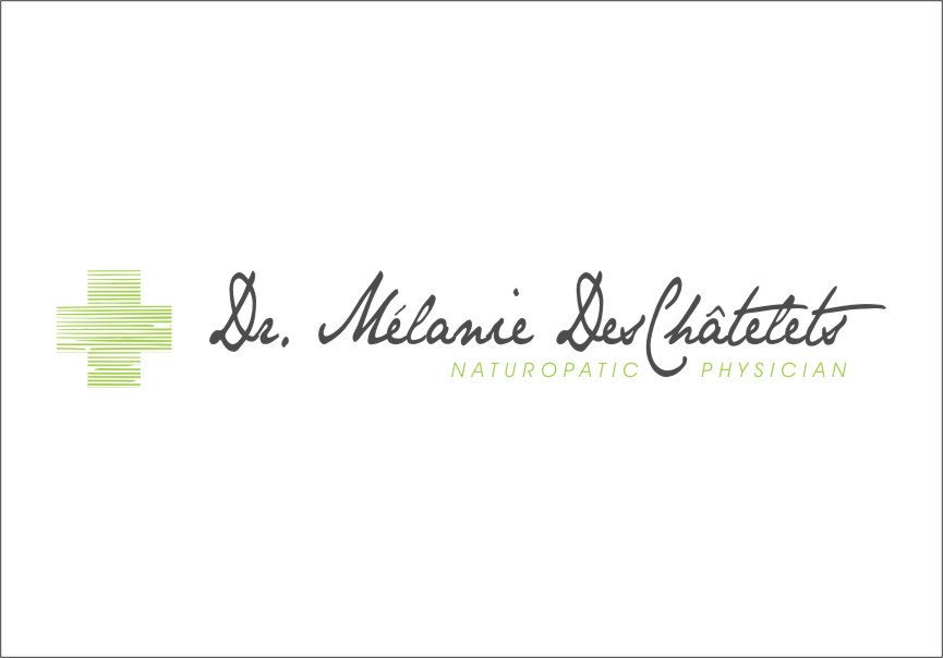 Logo Design by Ngepet_art - Entry No. 162 in the Logo Design Contest Artistic Logo Design for Dr Mélanie DesChâtelets.